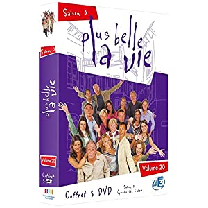 PLUS BELLE LA VIE volume 20