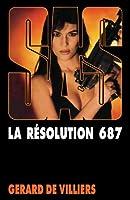 SAS 121 La r�solution 687