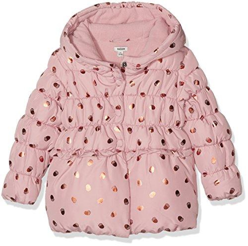 Mexx Baby Girls Coat, Cappotto Bimbo, Rosa (Misty Rose 128), 6 mesi