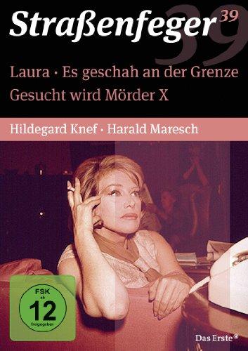 Straßenfeger 39 - Laura / Gesucht wird Mörder X / Es geschah an der Grenze [4 DVDs]