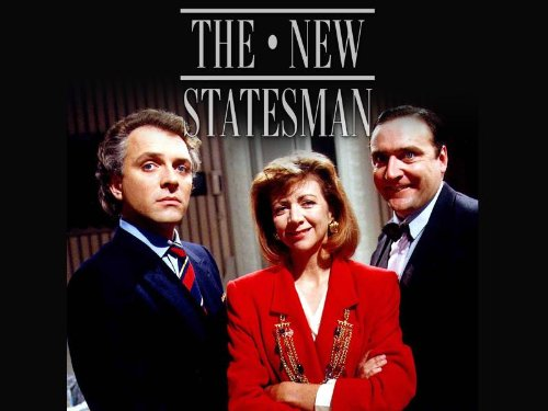 The New Statesman Season 4