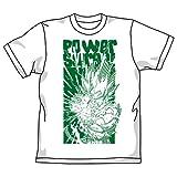 ドラゴンボール パワーサージTシャツ ホワイト サイズ:XL