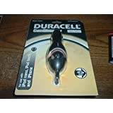 Duracell Dual USB Car Charger 2.1A - Black