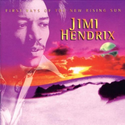 Jimi Hendrix - First Rays Of The New Rising Sun By Jimi Hendrix (1997-04-22) - Zortam Music