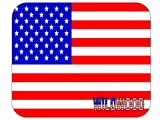 US Flag - Wildwood, Missouri (MO) Mouse Pad