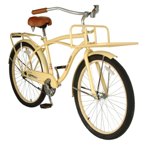 Hollandia Holiday M1 Bicycle (Ivory, 26-Inch)