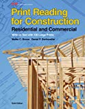 Print Reading for Construction: Residential and Commercial - 1605258024