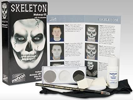 Mehron Character Make-up Kit