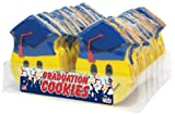Wild Baker Graduation Decorated Cookies Tray (24 Cookies)