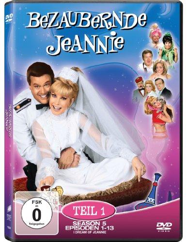 Bezaubernde Jeannie - Season 5, Vol.1 [2 DVDs]
