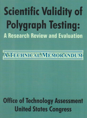 Scientific Validity of Polygraph Testing
