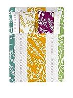 Devota&Lomba Colcha Victoria (Multicolor)