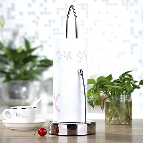Ecooe paper towel holder toilet paper holder for bathroom for Bathroom napkin holder