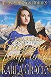 Mail Order Bride - Georgina Finds Love: Sweet Clean Historical Western Mail Order Bride Inspirational Romance (Ruby Springs Brides) (Volume 2)