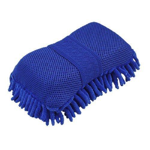 cire-gloss-eponge-de-lavage-en-microfibre-chenille-de-nettoyage-bleu-fonce
