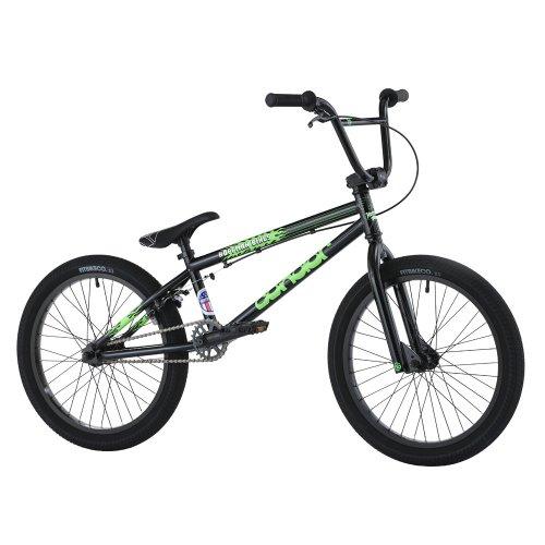 Hoffman Bikes 20.25-Inch Condor BMX Bike (Gloss Black)