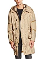 Belstaff Chaqueta Larga Sandown (Beige)