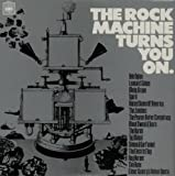 Various-60s & 70s The Rock Machine Turns You On