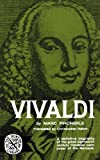img - for Vivaldi by Marc Pincherle (1962-09-17) book / textbook / text book