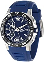 Tommy Bahama RELAX Men's RLX1189 Wave Jumper Vertical Multi-Function Watch by Tommy Bahama RELAX