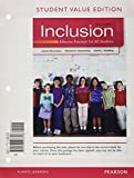 img - for Inclusion: Effective Practices for All Students, Student Value Edition Plus NEW MyEducationLab with Pearson eText -- Access Card Package book / textbook / text book