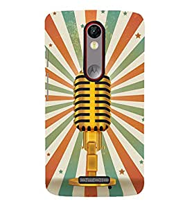 Loud Speaker Vintage Awaj Cute Fashion 3D Hard Polycarbonate Designer Back Case Cover for Motorola Moto G3 :: Motorola Moto G (3rd Gen) :: Motorola Moto G (Gen 3) :: Motorola Moto G Dual SIM (3rd Gen) :: Motorola Moto G3 Dual SIM