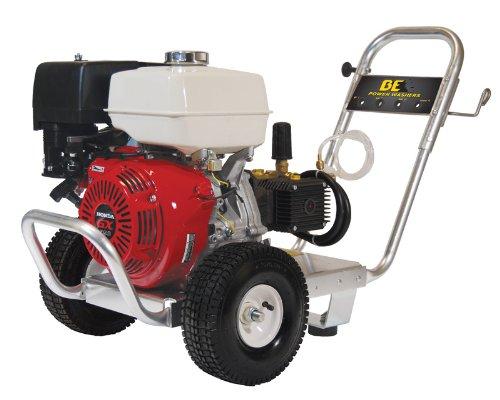 B E Pressure Pe-4013Hwpacat Gas Powered Pressure Washer, Gx390, 4000 Psi, 4 Gpm