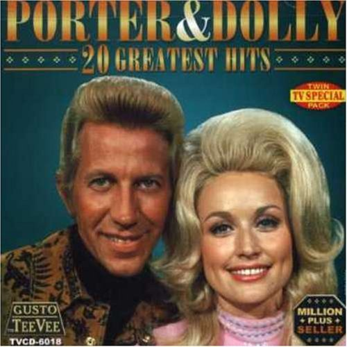 Porter Wagoner & Dolly Parton - 20 Greatest Hits by Wagoner, Parton [1998]