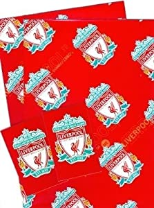 Liverpool Wrapping Paper by Home Win