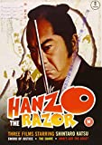 Hanzo the Razor [3dvd Special Edition Box Set] [Import anglais]
