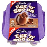 Cadbury Egg n Spoon Double Chocolate (Pack of 4)