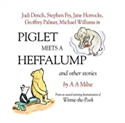 Piglet Meets a Heffalump and Other Stories (Winnie the Pooh) by A. A. Milne cover image