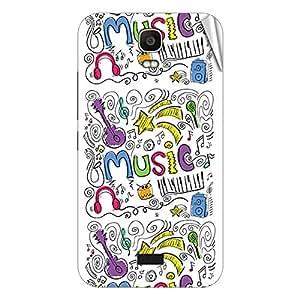 Garmor Designer Mobile Skin Sticker For Huawei Ascend Mate2 - Mobile Sticker