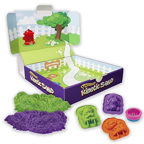 Kinetic Sand Doggy Daycare Playset - 1