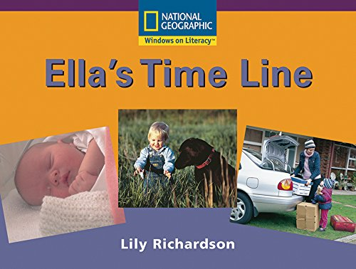 Windows on Literacy Early (Social Studies: History/Culture): Ella's Time Line (Windows On Literacy compare prices)