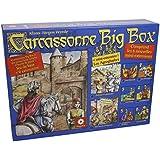 Asmodee - CARC11-2012 - Jeu de Plateau - Carcassonne Big Box II