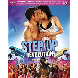 Step Up Revolution [Blu-ray + 3D Blu-ray + Digital Copy]