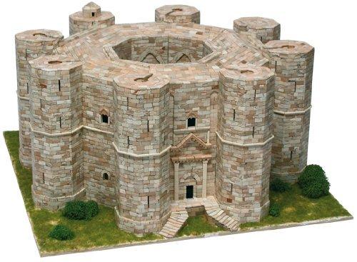 Maquette en céramique - Castel del Monte, Andria, Italie