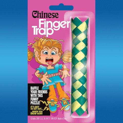 FINGER TRAPS - Buy FINGER TRAPS - Purchase FINGER TRAPS (Fun Antics, Toys & Games,Categories,Activities & Amusements)