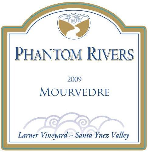 2009 Phantom Rivers Mourvedre Larner Vineyard 750 Ml