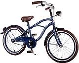 20 Zoll Volare Blue Cruiser Jungen Kinderfahrrad Fahrrad blau
