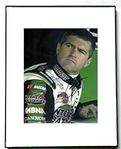 BOBBY LABONTE Signed NASCAR Photo by Autograph Pros, LLC