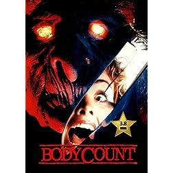 Body Count (Camping Del Terrore) [VHS Retro Style] 1986