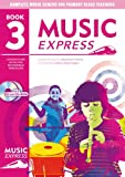 Music Express: Year 3: Lesson Plans, Recordings, Activities and Photocopiables (0713662298) by Hanke, Maureen