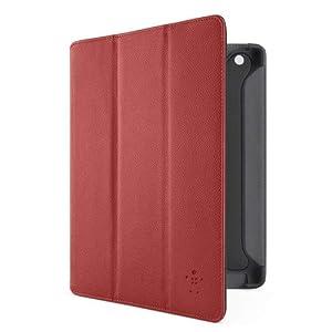 Belkin Pro Tri-Fold - Funda folio con soporte para tablet  Informática Más información y revisión del cliente
