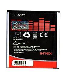 Micromax A121 Battery In Intex Original