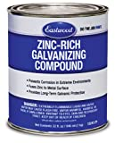 Eastwood Rich Zinc Galvanize Galvanizing Compound Quart