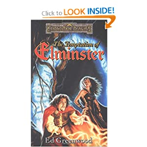 The Temptation of Elminster: The Elminster Series by