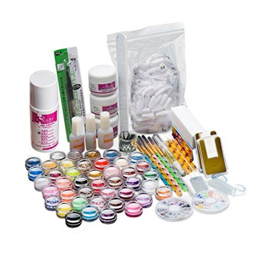 lhwy-2016-26-acrylique-nail-art-conseils-poudre-liquide-pinceau-primer-clipper-glitter-fichier-set-k