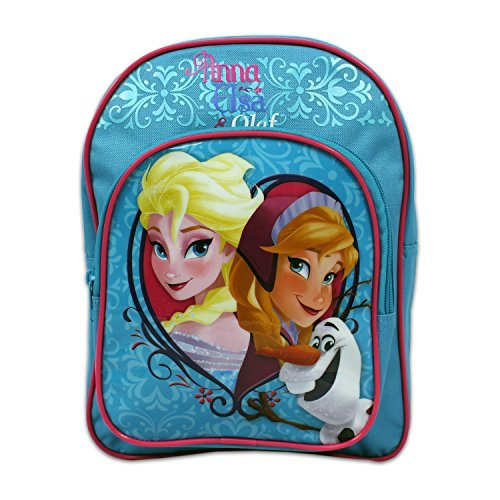 Disney Frozen Backpack Frozen Anna Elsa & Olaf Backpack - 1